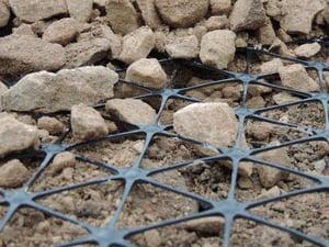 TriAx aggregate