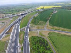 Stimulus Impacts Transportation construction