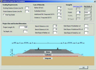 Comparing Options for Railway Design: Spectra Rail Software Keeps Budgets on Track