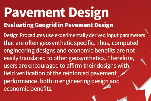 Geogrid-in-Pavement-Design