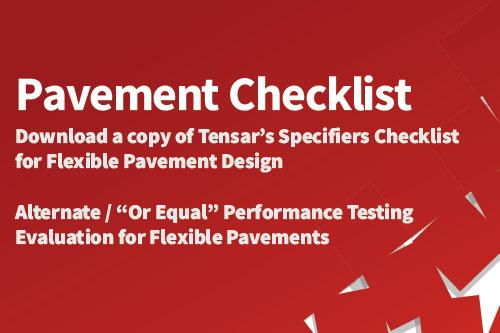 Pavment-Checklist