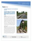 GeoSpike improves weak railroad tracks