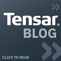 Tensar Blog Homepage