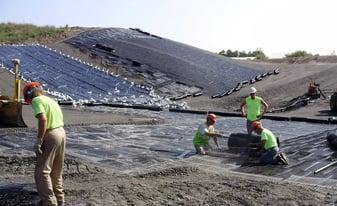 Tensar Landfill Solutions