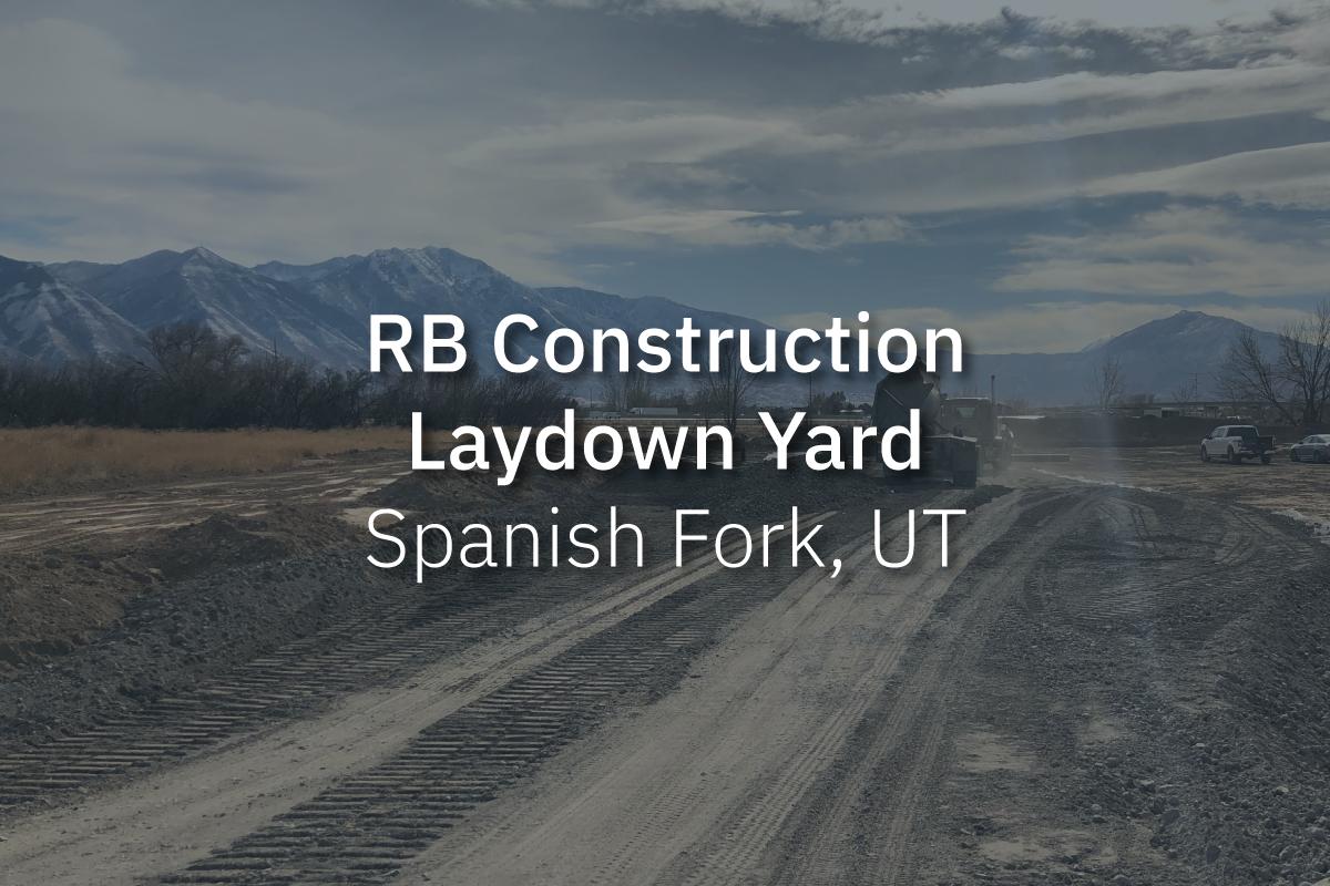 Tensar-InterAx-Geogrid-Project-Profile-Picture-Laydown-Yard-Utah