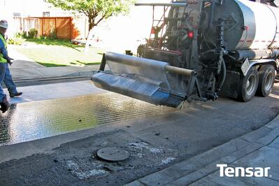 Using Geosynthetic Interlayers as a Solution for Reflective Cracking