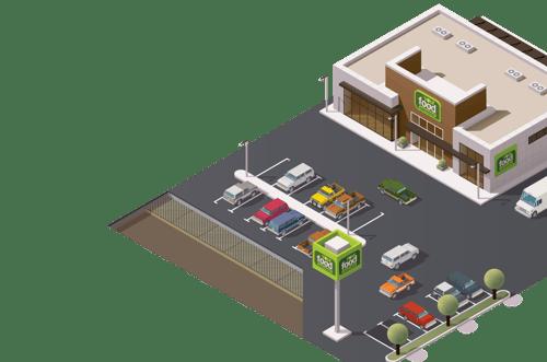 Tensar-Retail