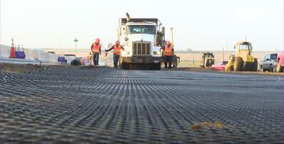 Improving Value & Profit Using Tensar TriAx Geogrids on Roadway Projects