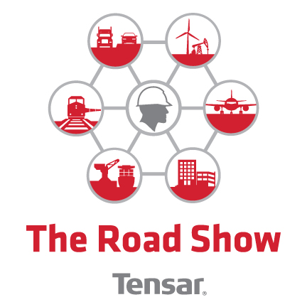 Virtual Learning with Tensar Road Shows