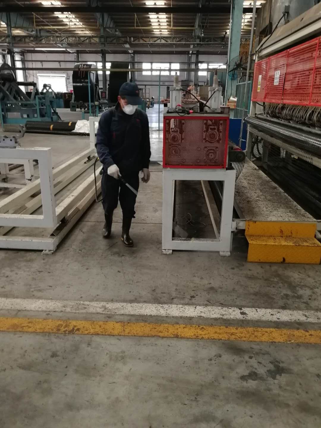 COVID-19 Update: Production restarts at our Wuhan plant